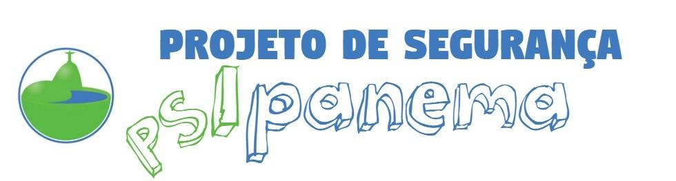 PSI - Projeto de Segurança de Ipanema