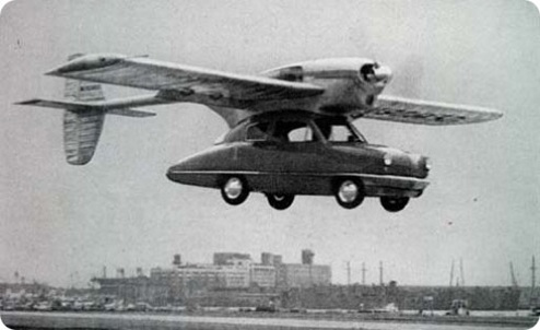 Cheesehead Displacement Syndrome: Where is my flying car? I was ...