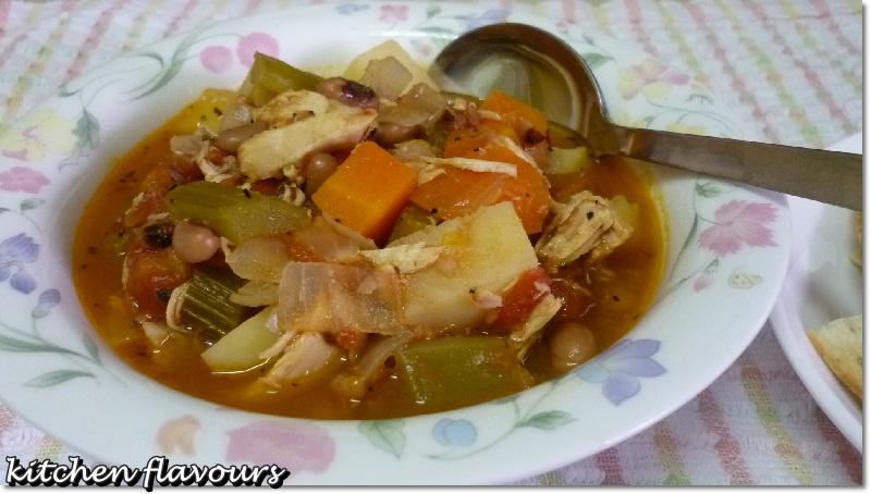 Kitchen Flavours Giadas Chicken Stew Ihcc