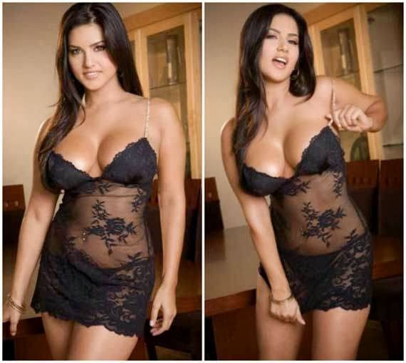 Exclusive Sunny Leone Man Force Hot Photoshoot