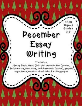 christmas in july essay