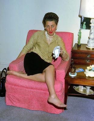 sexy hot grandma feet, nana melonosky