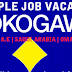 Multiple Vacancies in Yokogawa Middle East