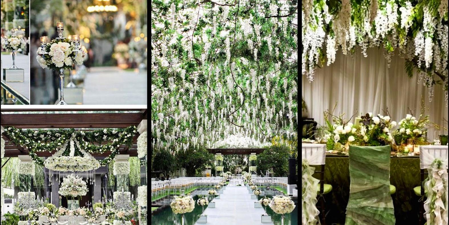 Nashville Event Planning Twilight Inspired Forest Wedding