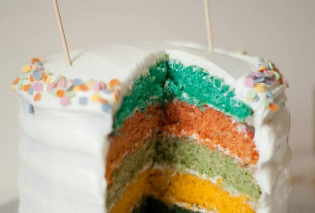 rainbow, cake, food, blog, blogger, uk, lifestyle, primrose, bakery,recipe
