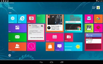 Metro UI Launcher 10 Pro v1.0.20 [GRATIS]
