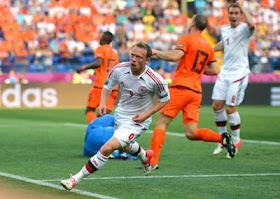Video Euro 2012 Belanda vs Denmark