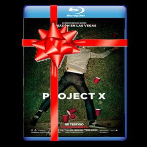 """Ganador del concurso """"Blu-ray - Project X"""""""