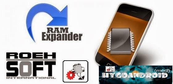 ROEHSOFT RAM Expander (SWAP) v3.32 Apk