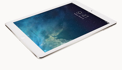 Harga iPad Air Tablet Apple A7 Dual Core September 2014