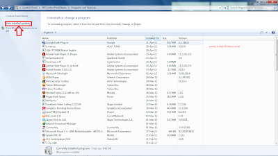 Mengatasi Windows 7 - Build 7601 - This copy of Windows is not genuine