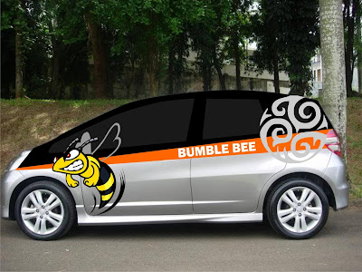 Jasa Branding Mobil di Jakarta