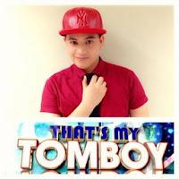 """Ma. Josefina """"MJ"""" Riguer - That's My Tomboy ng Malate Manila"""
