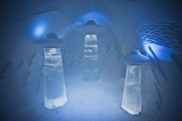 amazing ice hotels in world