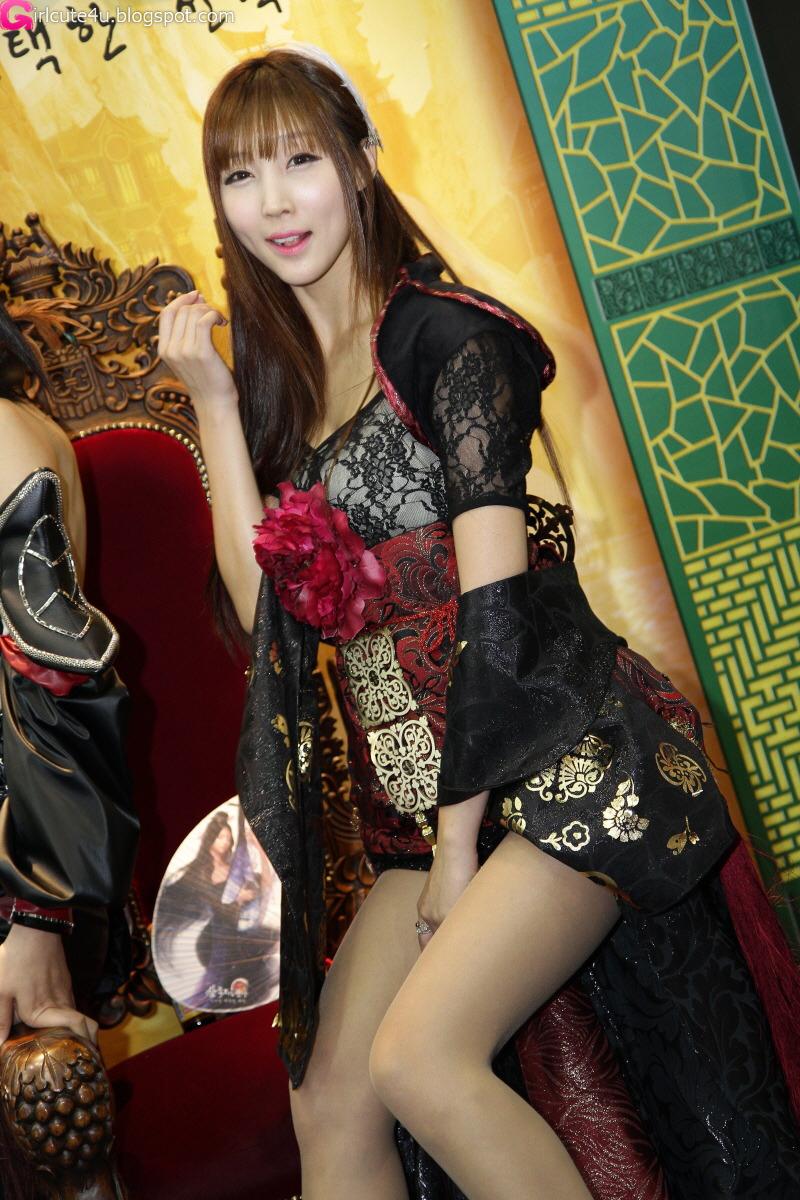 xxx nude girls: Song Jina - G-Star 2011