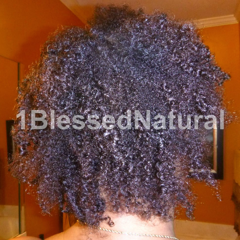 Copyright 2015 1BlessedNatural