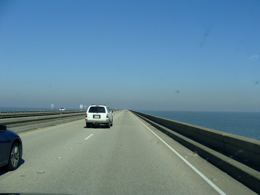 Lake Pontchartrain Causeway, AS