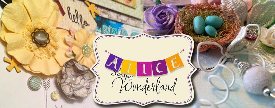 Alice Scraps Wonderland | A Scrapbooking Blog