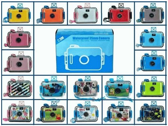 Kamera Dalam Air, Aquapix Underwater Camera