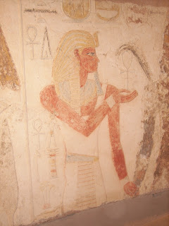 Pharaoh Amenophis III  - Own Image