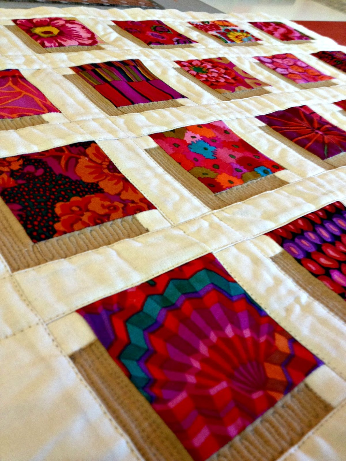 Mini Quilt Block Template Set : Studio Dragonfly: How To Make A Shadow Block Mini Quilt