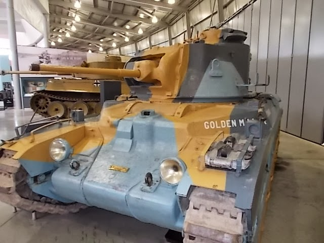 My favourite WW2 tank
