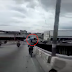 You will be stunned on what this motorcyclist can do when he stops.