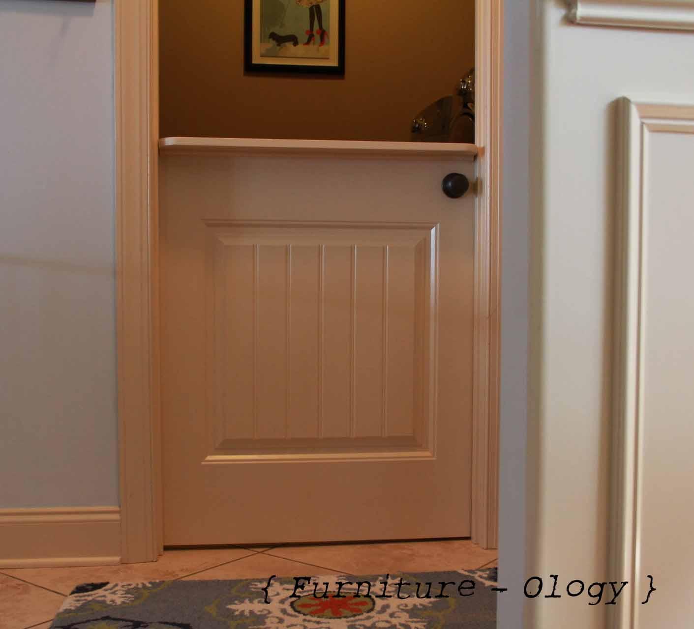 Dutch Door Baby Gate Furniture Ology When One Door Closes Another One Opens