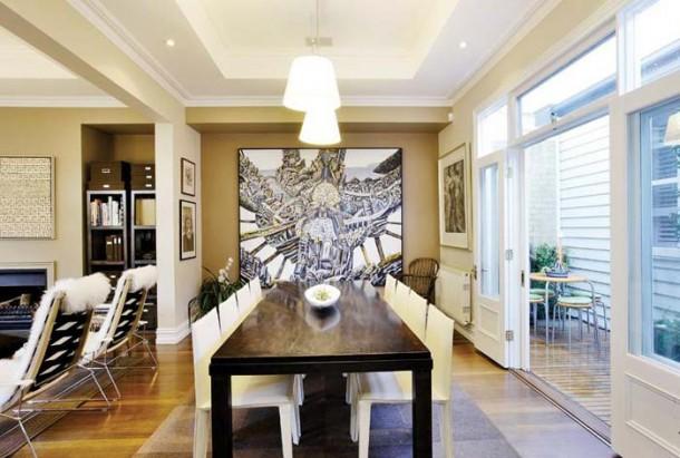 Casas amuebladas 10 ideas en decoraci n de muebles - Casas amuebladas modernas ...