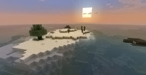 a Minecraft Adventure Maps