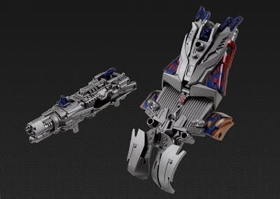 Takara Transformers Optimus Prime