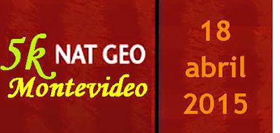 5k Nat Geo (Montevideo, 18/abr/2015)
