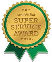 Angies List Super Servcie Award Sarasota Air Conditioning Contractor