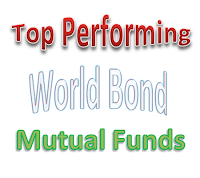 Best Performing World Bond Mutual Funds July 2013