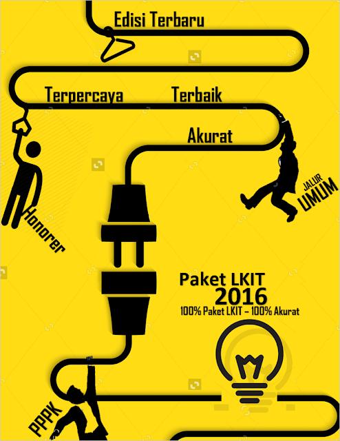 Buku Paket LKIT 2016