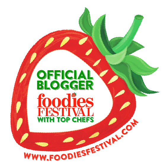 I'm an official Foodies blogger!