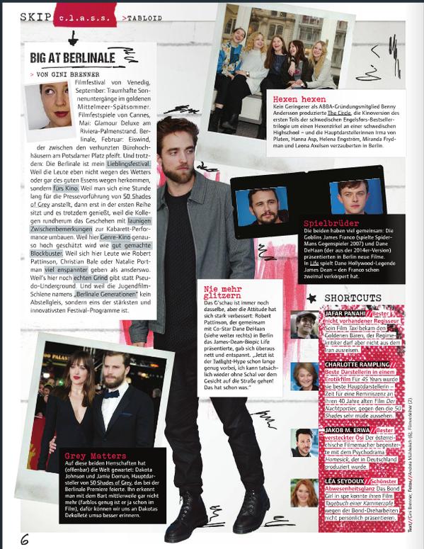 8 Junio - Scan: Rob en la Revista Alemana SKIP : Nunca brillante de nuevo!!! CG6boqoXAAADrqi