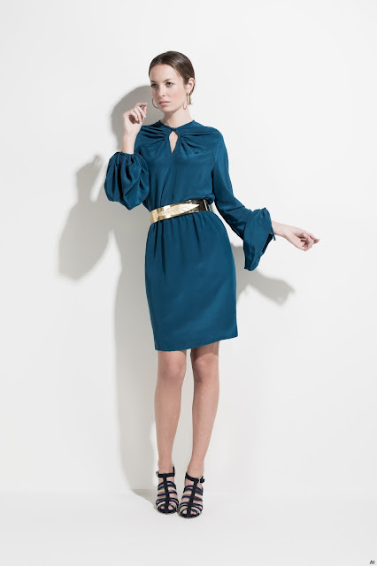 Modernos vestidos de coctel
