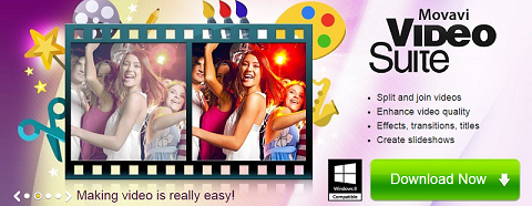 Why to Choose Movavi Video Suite for Making Video?