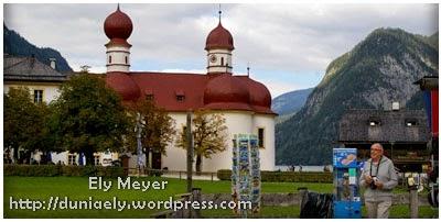Dunia Ely, Jerman, Kartu Pos