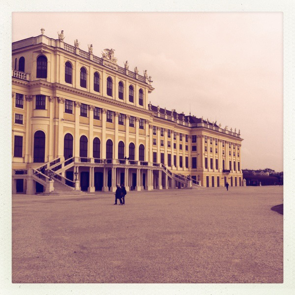 Hipstamatic disposable camera, Vienna
