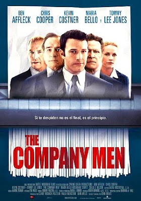 Filme Poster The Company Men DVDRip XviD & RMVB Legendado