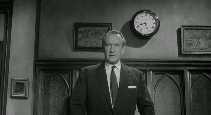 George Sanders Village of the Damned (1960)