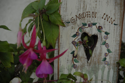 garden in sign