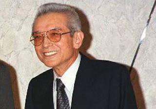 Fusajiro Yamauchi - Founder of Nintendo