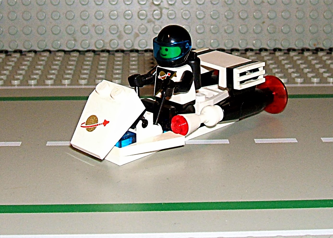 Futuron Of My Youth Lego 6810