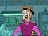 Danny, integrante da banda Love Händel, do desenho animado Phineas e Ferb