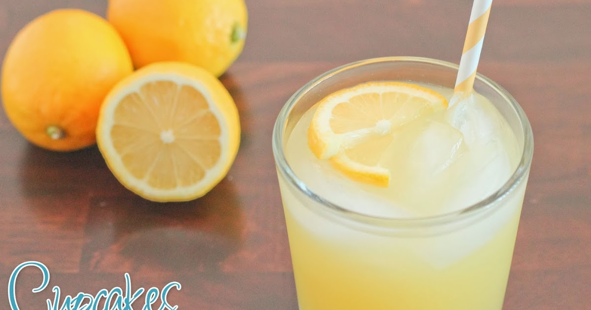 how to make 1 cup of lemonade