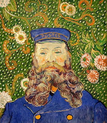 """Portrait of Joseph Roulin"" by Vincent Van Gogh (111 Million)"