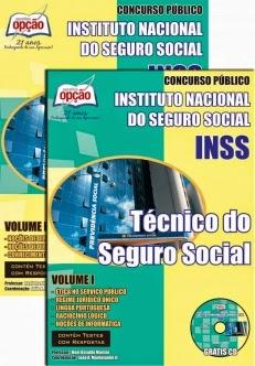 Apostila Técnico do Seguro Social - Concurso do INSS